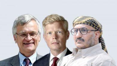 صورة أبرز ماجاء في لقاء قائد المقاومة مع رئيس البعثة الأوروبية والمبعوث السويدي إلى اليمن