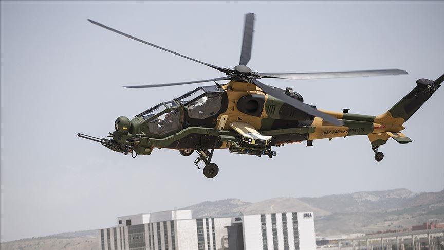 قتلى وجرحى في تحطم طائرة عسكرية في تركيا