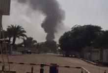 صورة عمليات عسكرية نوعية للجيش والتحالف تباغت المليشيات في مأرب والحوثي يرد بباليستي على النازحين في المدينة