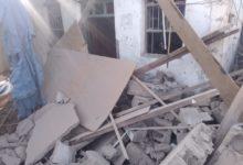صورة من جديد ..القصف الحوثي يجبر عشرات الأسر في التحيتا على النزوح