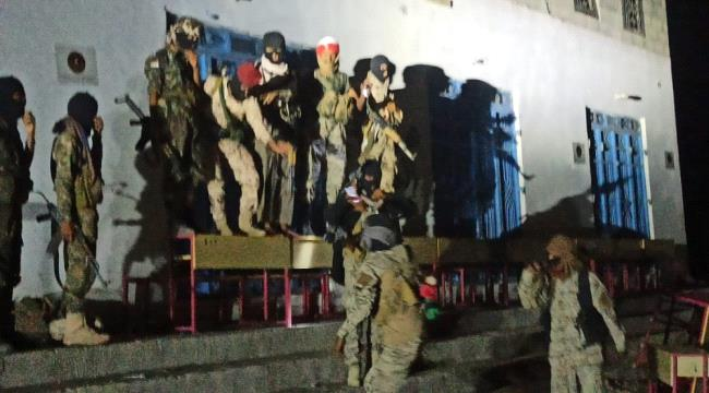 صورة مليشيات الإخوان وقمع تظاهرات يوليو في الجنوب وتعذيب المعتقلين