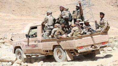صورة الجوف:خسائر كبيرة في صفوف المليشيا وسط مواجهات عنيفة مع قوات الجيش