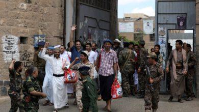 """صورة """"كورونا"""" يتفشى بين المختطفين في سجون مليشيا الحوثي والضحايا بالعشرات حتى الان"""
