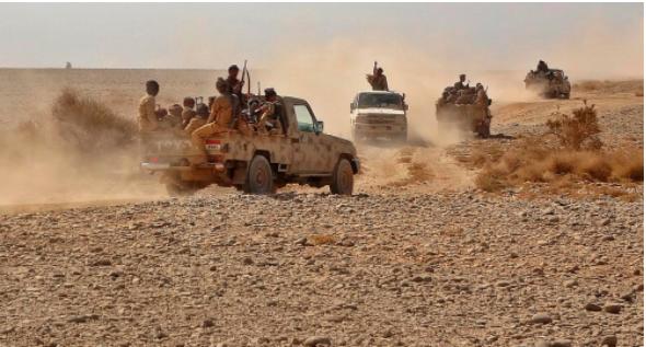 """صورة صيد ثمين للجيش والصورايخ تنسف قيادات مقربة من زعيم المليشيا عبدالملك الحوثي """" الأسماء """""""