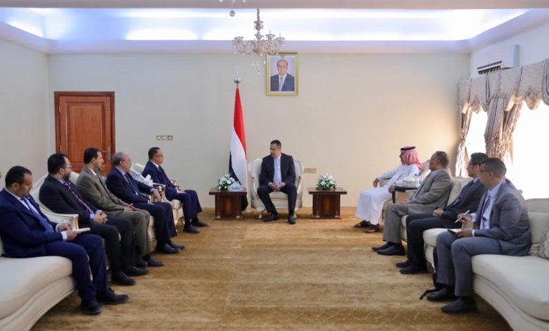 صورة تفاصيل أول لقاء جمع الحكومة بالمجلس الانتقالي الجنوبي في عدن؟
