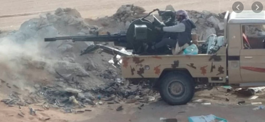 صورة الجيش يعلن مقتل وإصابة عشرات الحوثيين جنوب مأرب وتعز