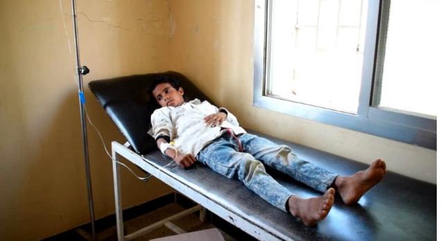صورة ارتفاع كبير في عدد الحالات المصابة بالملاريا في محافظة لحج