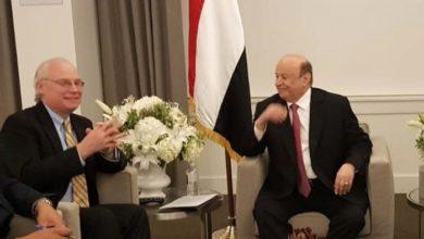 صورة ماذا قال المبعوث الأمريكي عن دور الامارات في اليمن؟