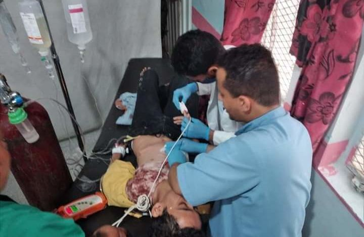 """صورة """"يونيسف"""": مقتل 11 طفلا باليمن في هجوم منفصلين خلال الأيام الماضية"""
