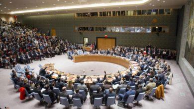 صورة الحكومة لمجلس الأمن: يجب إدانة جرائم الإرهاب الحوثي واتخاذ موقف حازم تجاهها