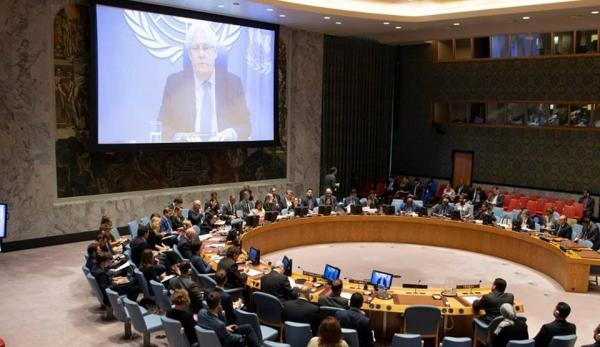 جلسة طارئة لمجلس الامن حول اليمن والتصعيد في مأرب
