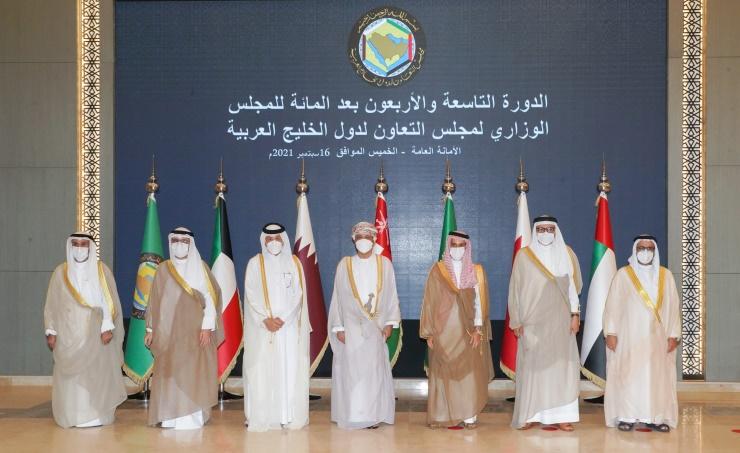 صورة التعاون الخليجي يدعو لتنفيذ اتفاق الرياض وتوحيد صفوف اليمنيين من أجل إنهاء الانقلاب واستعادة الدولة