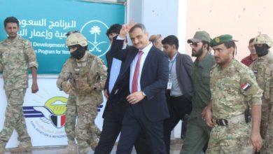 صورة ما حقيقة استقالة محافظ محافظة عدن أحمد حامد لملس؟