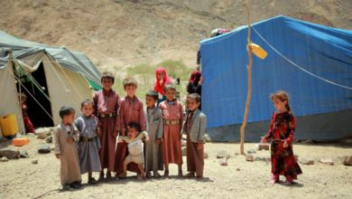 صورة الأمم المتحدة تصف الوضع في اليمن انه يسقط من حافة الهاوية .. أكثر من 20 مليون يمني بحاجة إلى مساعدات إنسانية