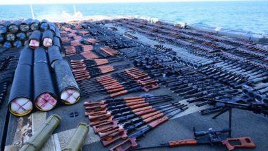 صورة امريكا: التدفق المستمر للأسلحة الإيرانية إلى الحوثيين في اليمن يساهم في صراع إقليمي أوسع