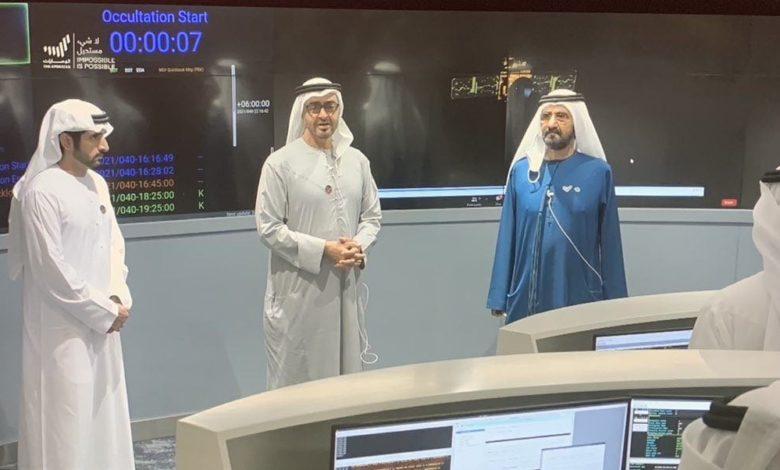 العميد طارق صالح يهنئ الإمارات بنجاح وصول مسبار الأمل إلى المريخ