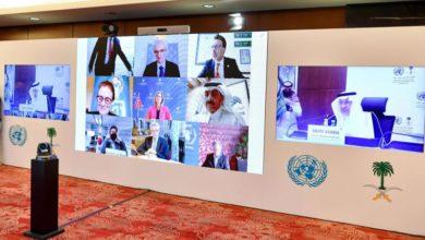 صورة مستشار الرئيس يسرد تاريخ قطر في دعم الارهاب والمليشيات في اليمن والاقتصادية العليا تستهجن من واذى الدوحة بمؤتمر المانحين