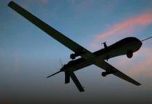 صورة تدمير صاروخ باليستي و4 طائرات مفخخة أطلقتها المليشيات الحوثية على السعودية