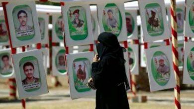 صورة مصادر طبية: مأرب تملأ صنعاء بجثث الحوثي
