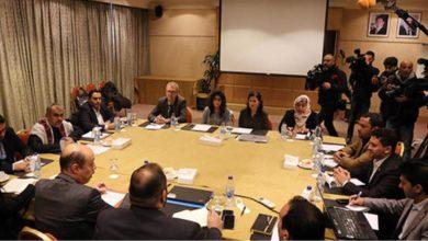 صورة مصدر بالمفاوضات يكشف عن اسباب فشل جولة المفاوضات في الأردن