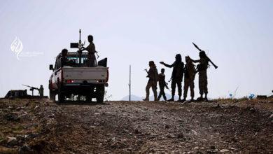 صورة عاجل: الجيش يفاجئ الحوثي في جبهة جديدة غير مأرب ويحرر مناطق وتباب واسعة والمواجهات تشتعل الان بشكل هو الأعنف