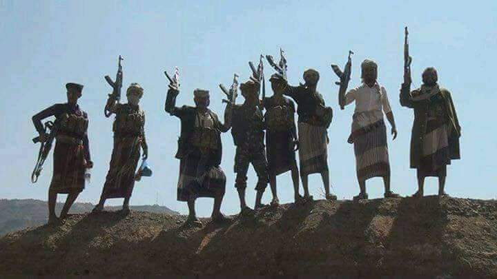 """صورة عاجل: الجيش يعلن تحرير المنطقة بالكامل جنوب تعز وسط فرار وانهيار حوثي غير مسبوق ووصول القوات الان إلى هذه المكان """"أسماء وتفاصيل"""""""