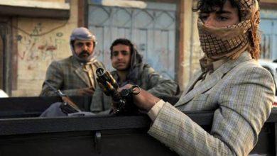 صورة مليشيات الحوثي تختطف معلمة من داخل منزلها بعد ساعات من اختطاف أحد أبنائها