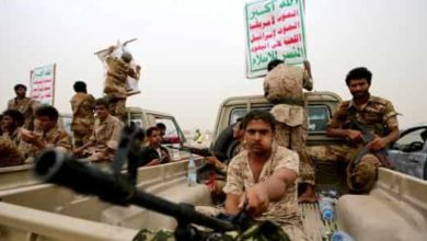 صورة زعيم الحوثيين يعترف: بيع أغنام المجهود الحربي من أجل القات !