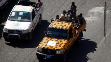 صورة مسلحون حوثيون يقتحمون مستشفى ويعدمون أحد المرضى رمياً بالرصاص