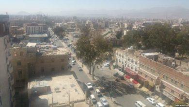 صورة مليشيات الحوثي تختطف صحفياً في صنعاء