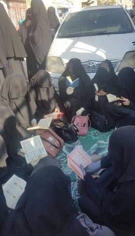 صورة مليشيا الحوثي تقتحم وتغلق مسجدا ومركزاً لتحفيظ القرآن وسط العاصمة صنعاء