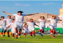 صورة قبيل مغادرته إلى القاهرة اليوم إعلان قائمة منتخب شباب اليمن النهائية لبطولة كأس العرب