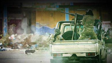 """صورة أخر المستجدات.. أين وصلت قوات الجيش الوطني في تعز وماحقيقة السيطرة على معسكر الامن المركزي؟ """"مليشيا الحوثي ترد بقصف الثورة"""""""
