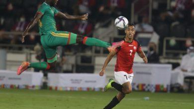 صورة عاجل: موريتانيا تهزم اليمن وتتأهل إلى نهائيات كأس العرب (فيديو)