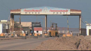 صورة ميناء المخا.. ورسائل طارق صالح !