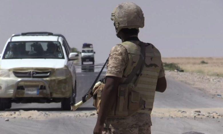 نجاة جندي في النخبة الشبوانية من محاولة اغتيال في الصعيد