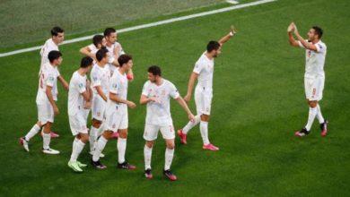 صورة نحو لقب تاريخي.. إسبانيا أول المتأهلين لنصف نهائي يورو 2020