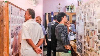 صورة نشاط ثقافي واسع في عدن.. حراك يهزم خراب الحوثي