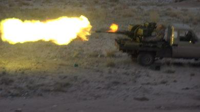 صورة جديد معارك جبهات مأرب