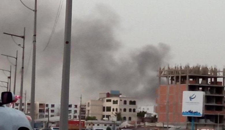 صورة ورد الان: اشتباكات وانفجارات عنيفة.. ماذا يحدث في العاصمة عدن؟ قوات العاصفة تكشف التفاصيل