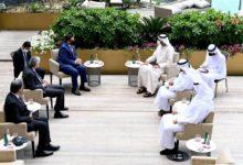 صورة وزير الخارجية يثمن دور الإمارات في مساندة اليمن ودعمها للشرعية