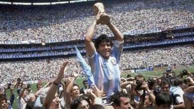 صورة عاجل: وفاة أسطورة كرة القدم الأرجنتيني دييغو مارادونا