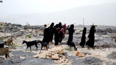 صورة بروز العادات في تهميش المرأة اليمنية وغياب القانون لحمايتها
