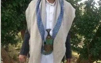 صورة مقتل مواطن ونهب سيارته بالجوف