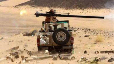 صورة مقتل 50 في معارك ضارية جنوب وغرب ومأرب