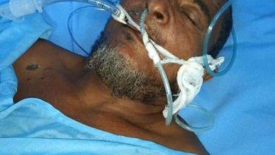 صورة وفاة والد مختطف بعد حكم الحوثي بإعدام ابنه