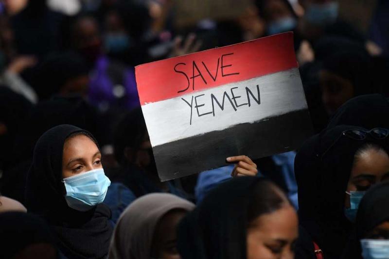 الخلاف حول اليمن