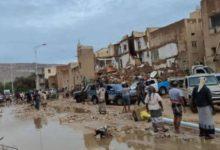 صورة احصائية اولية بعدد الوفيات جراء سيول الأمطار شرق اليمن حتى الان