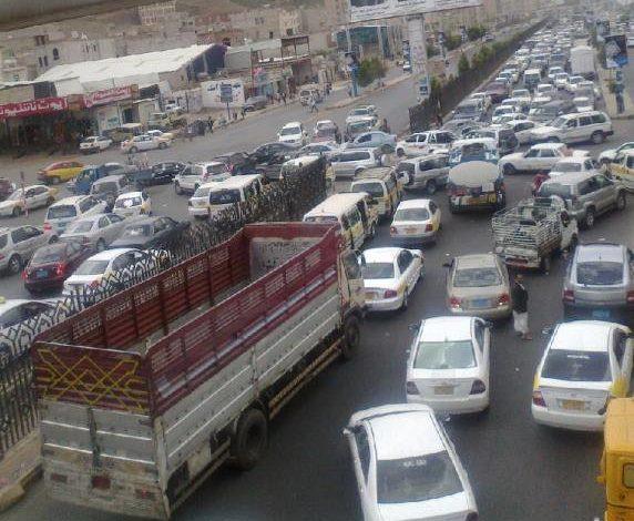 صورة جرعة جديدة في الغاز المخصص للسيارات بمناطق الحوثيين