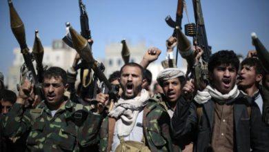 صورة همجية ميليشيا الحوثي والاستراتيجية الإيرانية